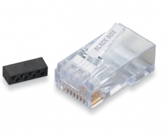 Connectors RJ-45 CAT6 Modular