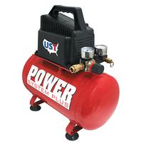 Power System Plus 1/3HP 2.6-Gallon Tank Air Compressor