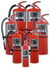 Portable Extinguishers, Ansul