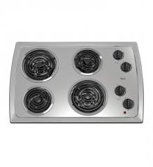 30-inch Electric Cooktop with Infinite Heat