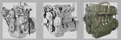 John Deere Industrial Diesel Engines