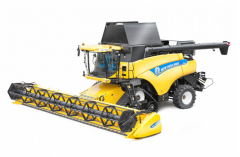 Combines CR Twin Rotor