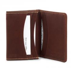 Cambridge Single Fold Card Case