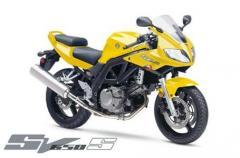 Byke 2005 Suzuki SV650