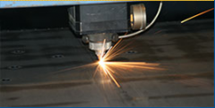 Laser cutting, stamping, tool and die, robotic