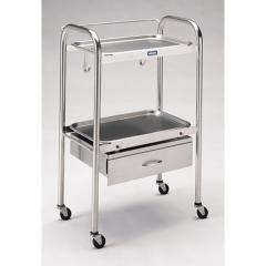 Stainless Steel Anesthetist Cart