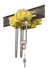 Pneumatic Motorized Trolley Hoist SLA