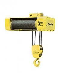 Air Wire Rope Hoist Trolley Y80
