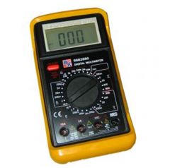 Digital Multimeter I66B2660 BK