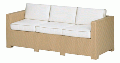 Wicker Sofa, Nevis