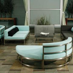 Modular Seating Pieces