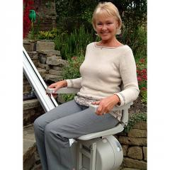 Acorn Superglide Outdoor Stair Lift
