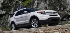 Car 2013 Explorer