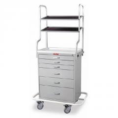 Harloff 6651 Anesthesia Cart