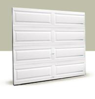 Steel Garage Doors, Premium Series