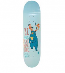 Skateboard Deck BC Catch Wreck