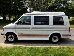 Cargo van 1994 Chevrolet Astro Cargo Van Base