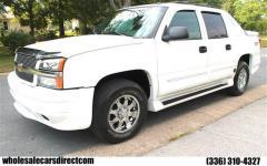 Truck 2004 Chevrolet Avalanche Z71