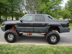 Outlander 2003 Chevrolet Avalanche North Face