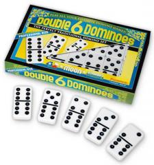 Dominoes DBL 6 Professional