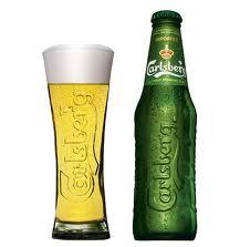 Carlsberg Pilsner Beer