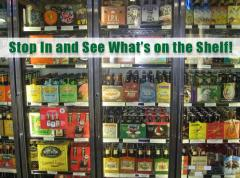 Specialty: Micro Brews, Craft Beers, Imports,