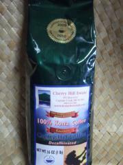 Decaffeinated Kona Coffee 16 oz. Coffee Beans