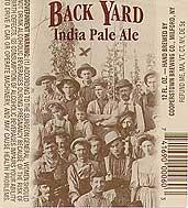 Back Yard Ale
