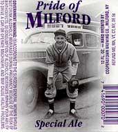Pride of Milford Ale
