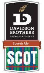 Scotch Ale (8.3% ABV)
