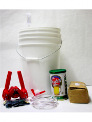 The Bare Bones Single Stage Basic Brewing Kit