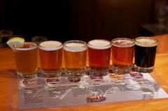 High Peaks Hefewiezen Beer