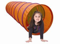Tickle Me 6 ft. Tunnel - Orange