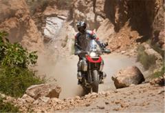 Motorcycle R 1200 GS Enduro BMW