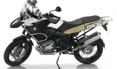 Motorcycle R 1200 GS BMW