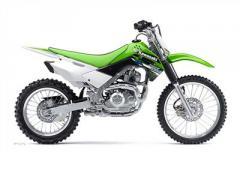Motorcycle 2013 Kawasaki KLX™140L