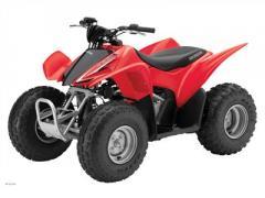 ATV 2013 Honda TRX®90X
