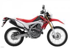 Sport motorcycle 2013 Honda CRF®250L