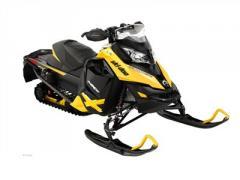 Snowmobile 2013 Ski-Doo MX Z® X® E-TEC 600 H.O.