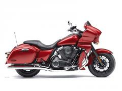 Chopper motorcycle 2011 Kawasaki Vulcan® 1700