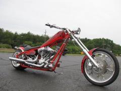 2007 American Ironhorse LSC Custom Chopper 111ci