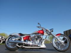 2005 Big Dog Bulldog Custom Chopper 117 ci