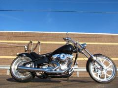 2003 Big Dog Pitbull Custom Chopper