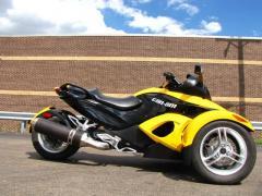 2009 Can-Am Spyder GS 998 cc