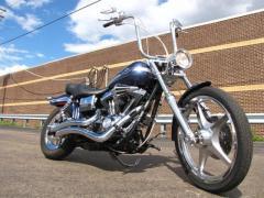 2003 Harley-Davidson Dyna Wide Glide FXDWG 100th