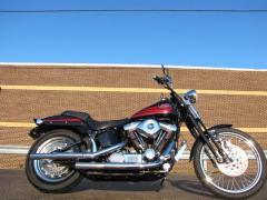 1995 Harley-Davidson Softail Bad Boy FXSTSB 1340