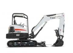 Compact Excavator Bobcat E32