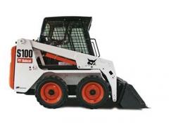 Skid Steer Loader S100 Bobcat