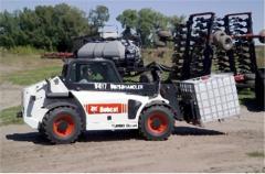 Telehandler Bobcat V417-Canopy VersaHandler