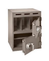 B-Series MM-2720 double door safe